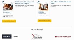Premium-Partnerschaft 2021 auf rvg-rechner.de