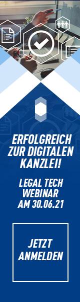 Legal Tech-Webinar